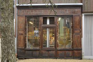 La boutique de l'écomusée du Perche