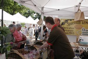 Les macarons Lenoir au festival Automne Gourmand 2010
