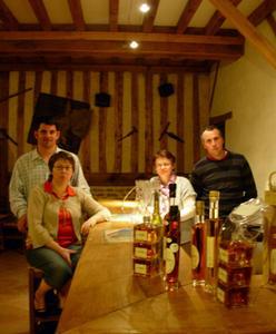 Jean-Luc et Nathalie OLIVIER, Pascal et Maryse CHOISNARD
