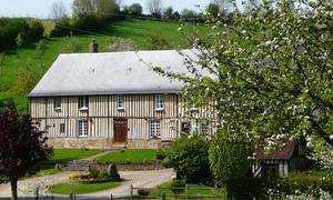 La ferme de la Galotière, en plein coeur du Pays d'Auge