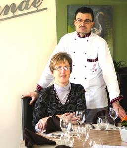 Cyril Font et Nathalie Boulay